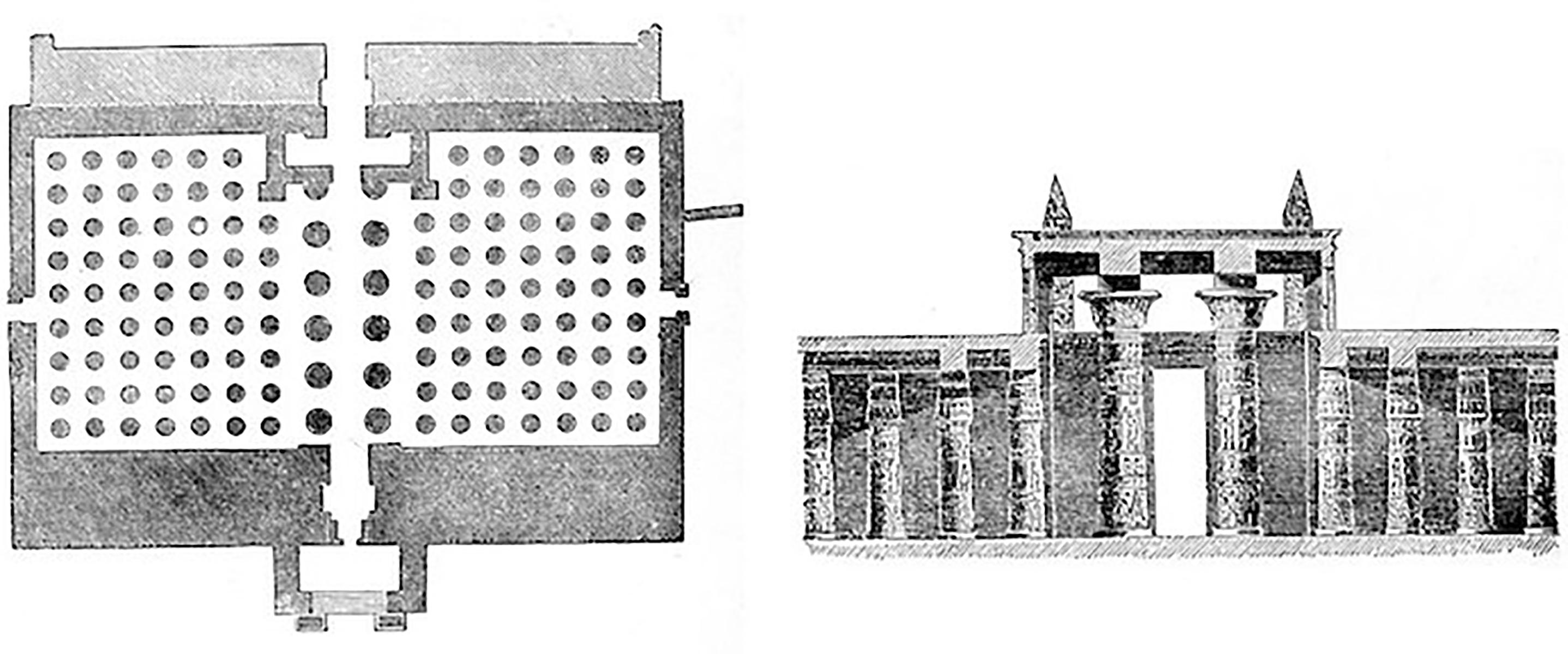 Hypostyle Hall at Karnak